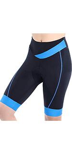 Women cycling shorts with pockets