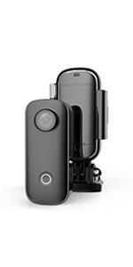 Action Camera C100