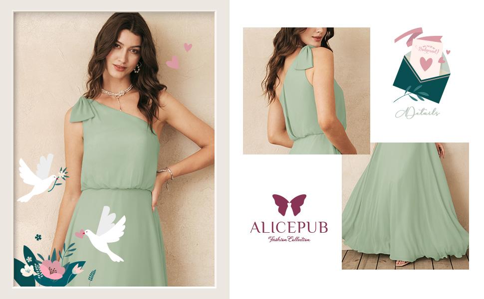Alicepub Dress Detail