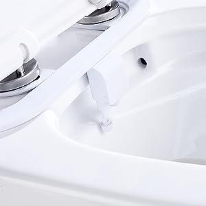 bidet attachment for toilet