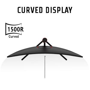 "Monitor GGC - 27"" CURVED R1500"