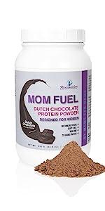 momsanity momfuel protein powder chocolate
