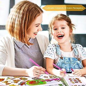 Enjoy parent-child interaction time
