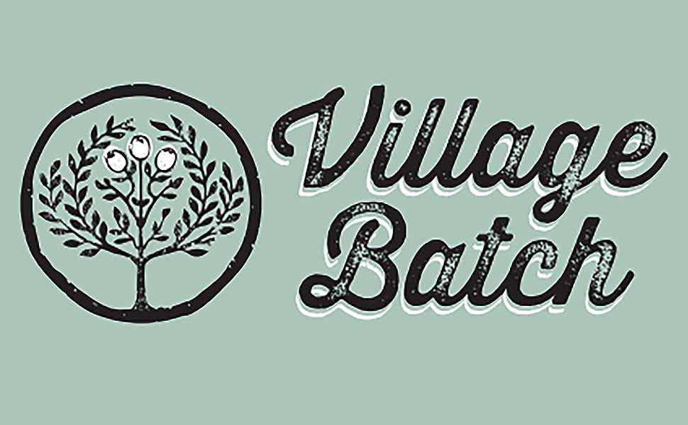 Village Batch Logo Banner (Header)