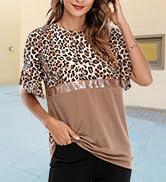 Womens T Shirts Short Sleeve