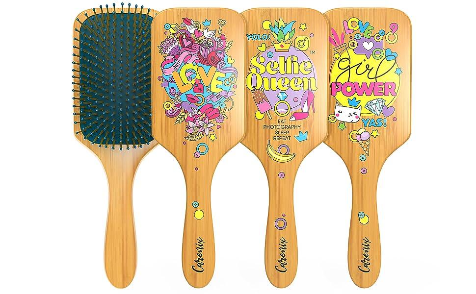 Carenix Hairbrushes