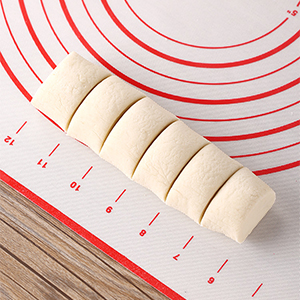 baking mat for rolling out dough