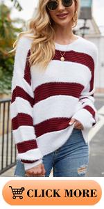Color Block Patckwork Sweater