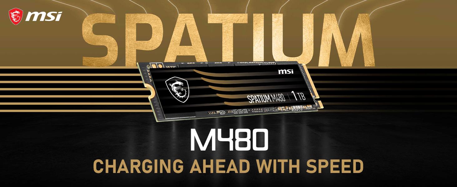 Spatium SSD M480