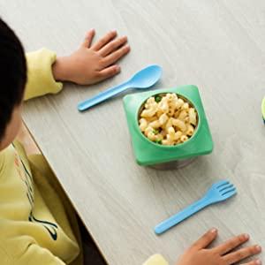 girls todder snack holder bag reusable friendly environmentally safe bpa free