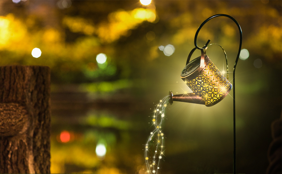 undreem watering can with lights