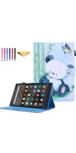 Kindle Fire HD 8 Case 2020