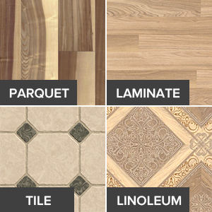 felt pads for all types of floors