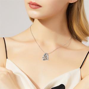 Rose Flower Necklace-4