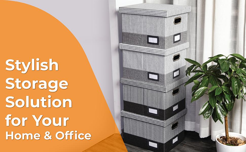 Stylish Storage Solution