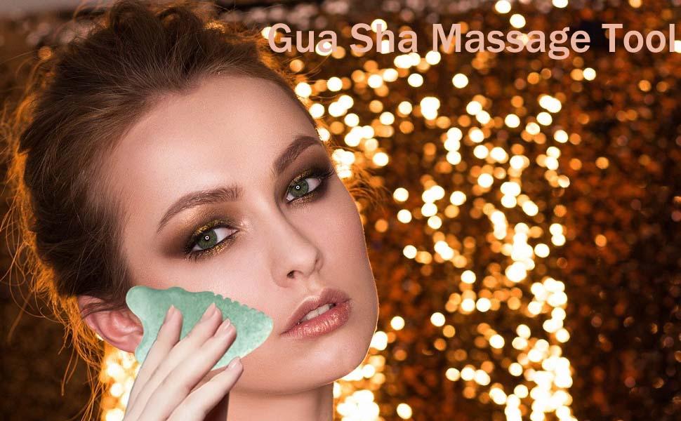 gua sha guasha gua-sha gua sha stones gua sha jade gua sha facial tools jade gua sha guasha tool