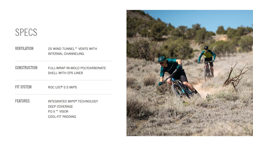 radix mips helmet specs mtb bike giro ventilation construction fit system