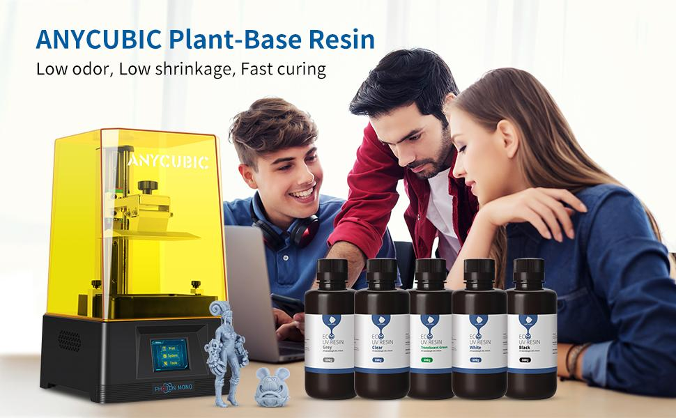 ANYCUBIC Plant-based Resin