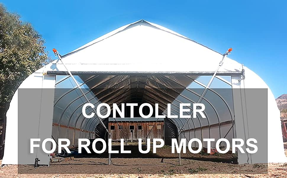 ROLL UP MOTOR CONTROLLER