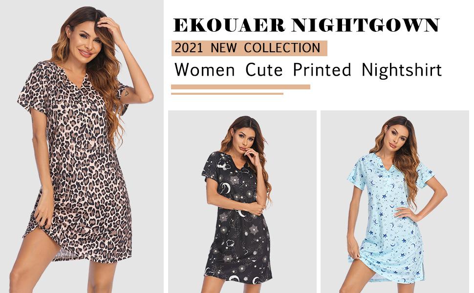 nightshirts for women sleepwear