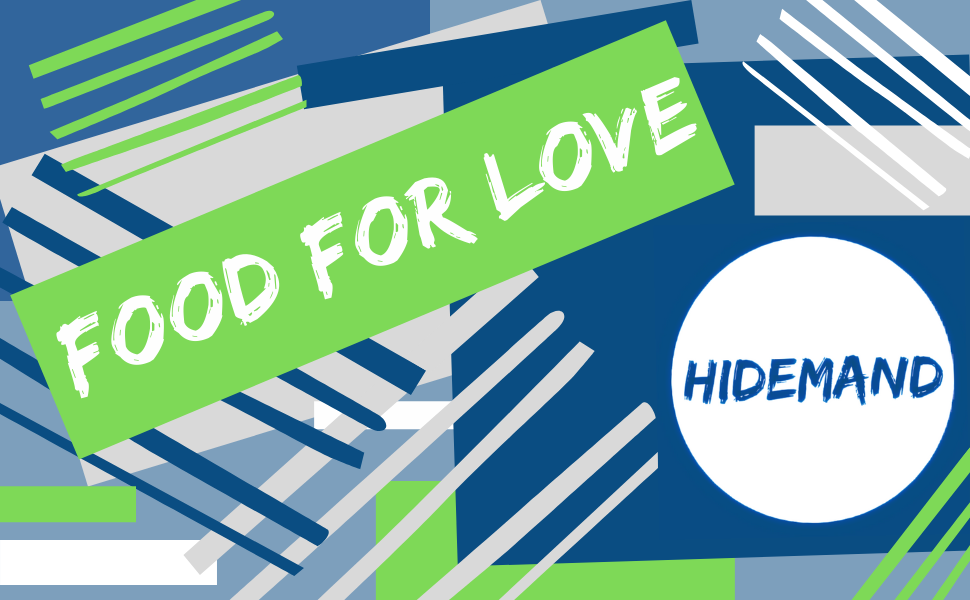 TITLE OF FOOD FOR LOVE BY HIDEMAND