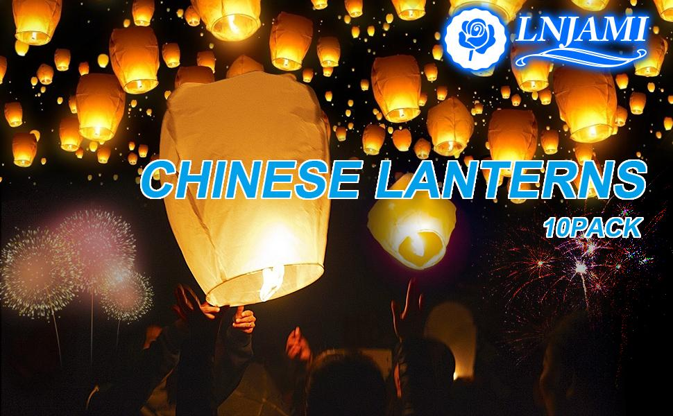 1 Paper Lantern Chinese Lantern for Weddings New Year Festivals Memorials