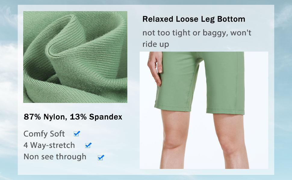 loose leg