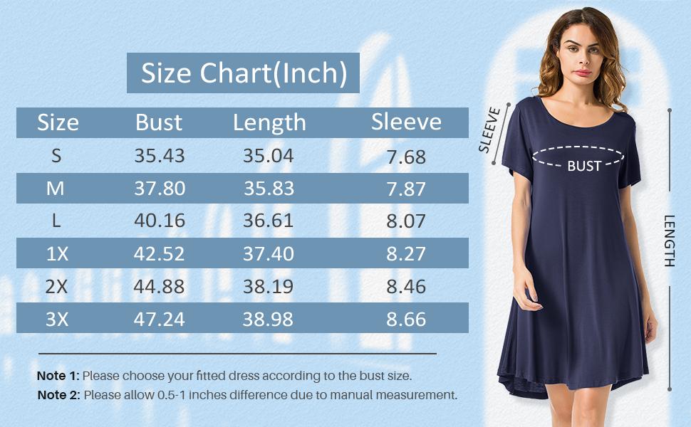 Basic Swing Short Sleeve Tunic Dress for Plus Size Women - Warm Instruction