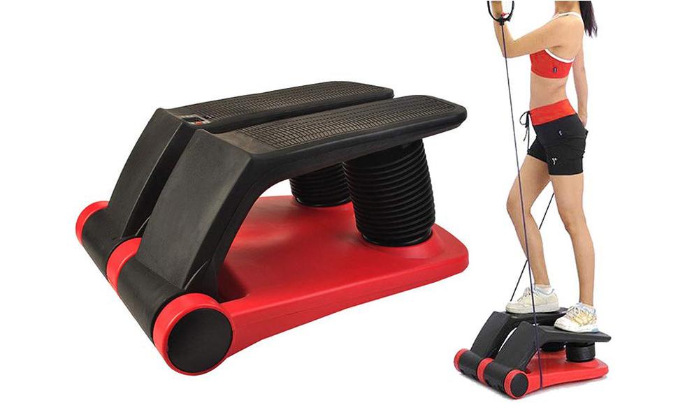 Stepper Climber Fitness Machine