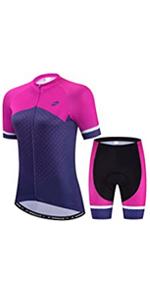 women cycling wear