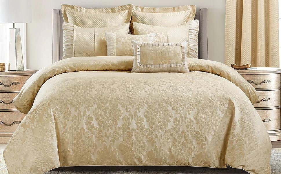 sara duvet cover set - comforter not included