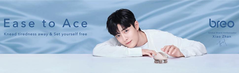 Breo Global Brand Ambassador - Mr. Xiao Zhan