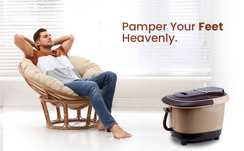 Pamper your Feet Heavenly