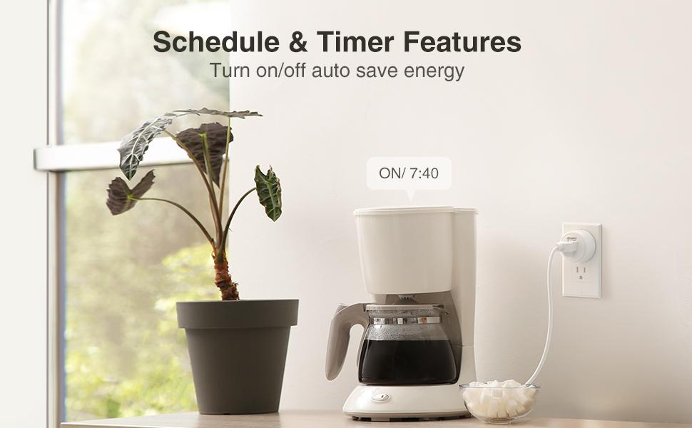 smart plug timer