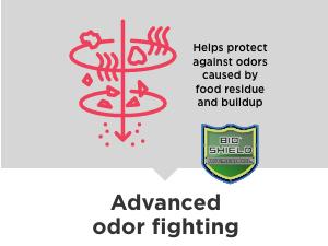 Advanced odor fighting