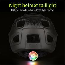 Helmet Tail Light