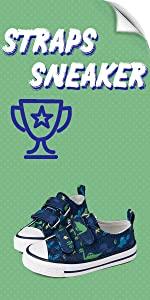 straps sneaker
