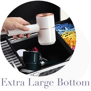 large bottom