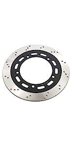 Brake Disc Rotor for Honda Shadow VT750C VF750C VT500C VT600C VT700C