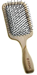 KENT LPF2 Natural Cushion Brush