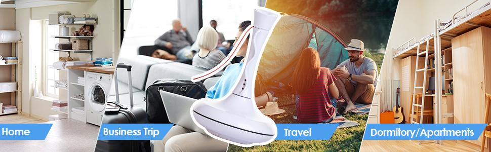 perfect for camping, home, and travel
