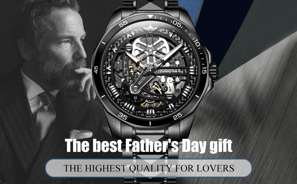 skeleton watches for mens