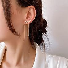 crawler_earrings_wrap_for_women_climber_earrings_dangle_chain_cuff_earrings_wrap