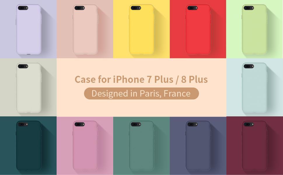 iphone 8 plus red case