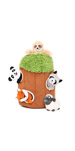 treehouse stuffed animal