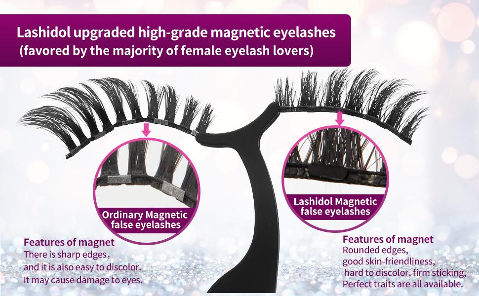 Lashidol magnet