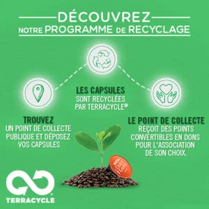 Programme de recyclage Terracycle