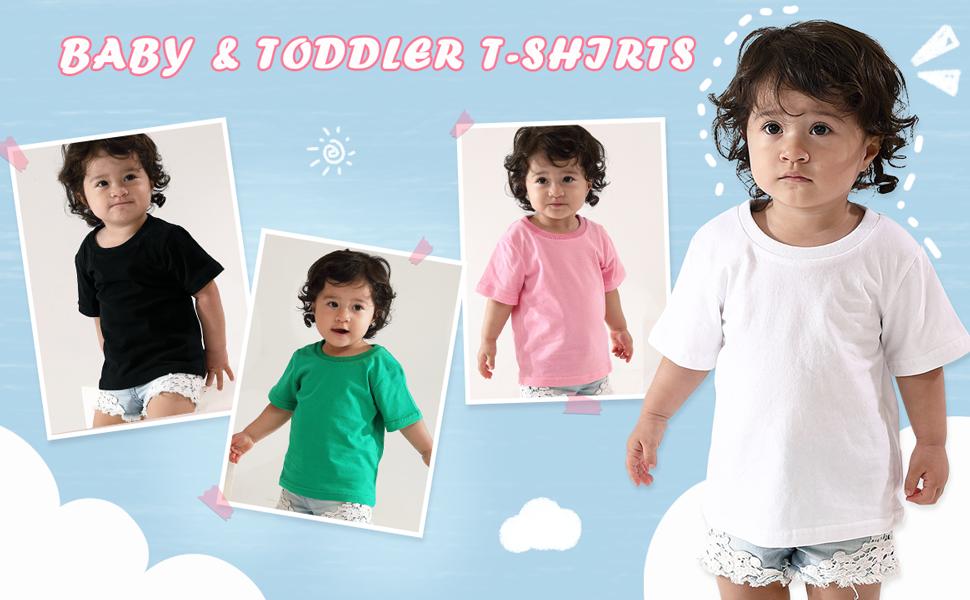 Baby Toddler T-shirts