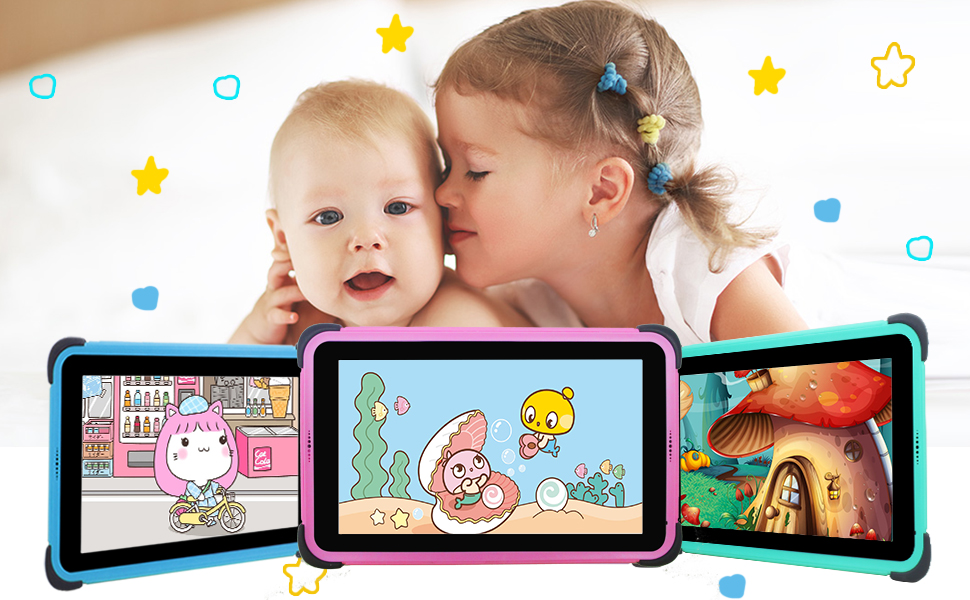 kids tablet android 10