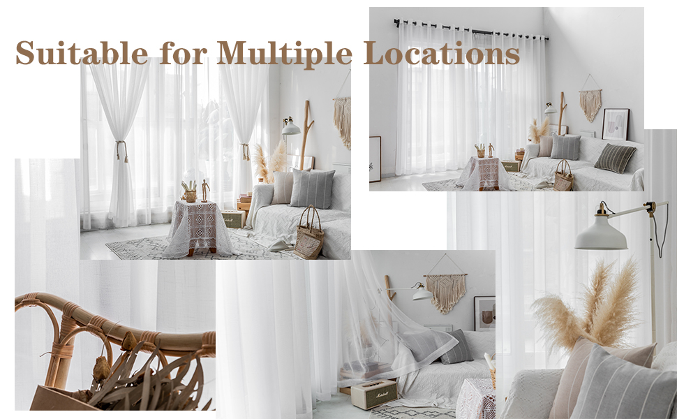 Suitable for Multiple Locations